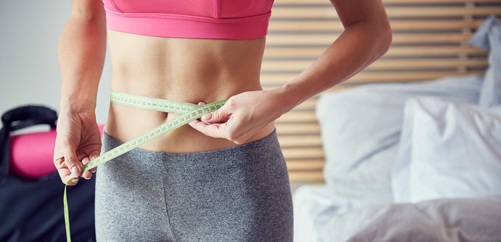 Como perder barriga y cintura