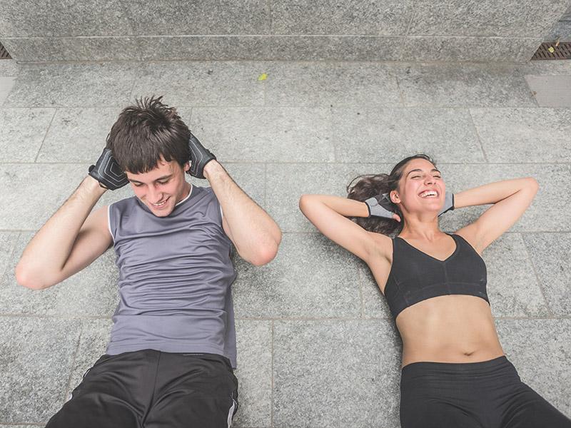 Reducir cintura ejercicios